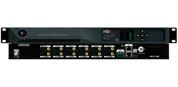 ZEEVEE HDB2312 HDbridge 12 Channel SD Video Encoder / QAM Modulator