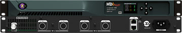 ZEEVEE HDB2640 HDBridge 4 Channel 1080p/i Component Video Encoder / Modulator