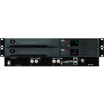 ZEEVEE HDB2920 HDbridge 2 Channel HD-SDI 1080p Encoder / Modulator
