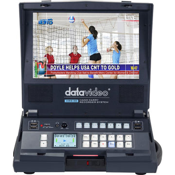 DATAVIDEO HRS-30 HD/SD-SDI Recorder / Monitor