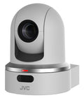 JVC KY-PZ100WU Robotic PTZ Network Video Production Camera (White)