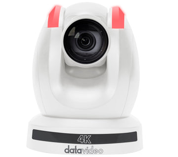 DATAVIDEO PTC-280W 4K PTZ Camera (White)