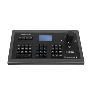 GO ELECTRONIC RCC4000 Joystick Controller for PTZ Cameras - DISCONTINUED AND REPLACED BY RCC6000