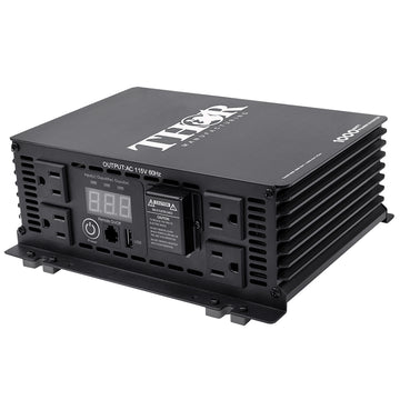 THOR THMS1000 1000 Watt Modified Sine Wave Inverter