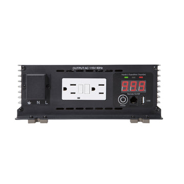 THOR THPW2000 2000 Watt Pure SINE Wave Inverter