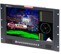 "DATAVIDEO TLM-170VR 17"" ScopeView Production Monitor-Rack Mount"