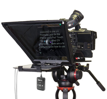 DATAVIDEO TP-650 Large Screen Prompter Kit for ENG Cameras