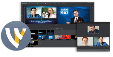 TELESTREAM WC-PRO-W Wirecast Pro - Windows