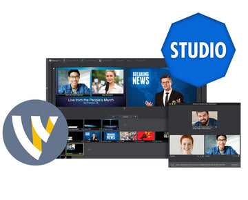 TELESTREAM WC-STU-W Wirecast Studio - Windows