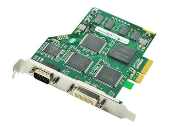 MAGEWELL 10071 2-Ch HD + 4-Ch SD Full-Height PCIe Capture Card (XI204XE)
