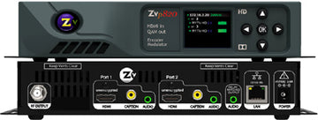 ZEEVEE ZvPro 820i 2-Ch Unencrypted HDMI Video Distributor w/ VOIP Streaming