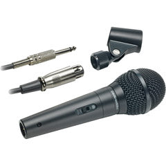 AUDIO-TECHNICA ATR-1300 Unidirectional Dynamic Vocal / Instrument Microphone