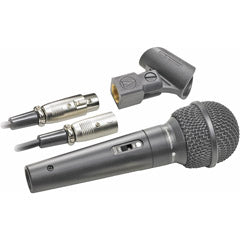 AUDIO-TECHNICA ATR-1500 Cardioid Dynamic Vocal Microphone