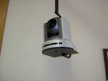 "ICI CM-1000B-218 Ceiling Mount with 18"" Tube for Sony BRC-300 or BRC-Z700"