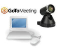 GoToMeeting Conferencing Package with High Definition USB PTZ Camera