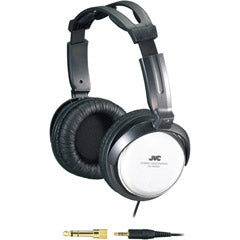 JVC HA-RX500 Full-Size High-Quality Headphone - SILVER