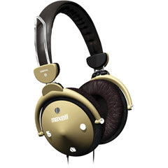 MAXELL HP-550 MXA Digital Foldable Full Ear Headphones