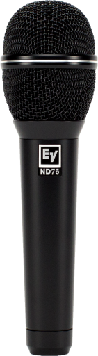 ELECTRO-VOICE ND76 Dynamic Cardioid Vocal Microphone