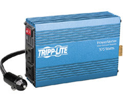 TRIPP LITE PV-375 Dual-Outlet 375 Watt to DC AC Power Inverter