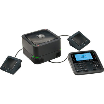 YAMAHA 10-FLXUC1500 Revolabs FLX UC 1500 IP & USB Conference Phone with Extension Microphones