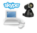 Skype Conferencing Kit with High Definition USB PTZ Camera