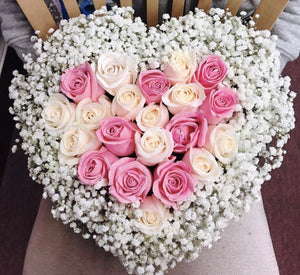 Heart filled HK Style Roses