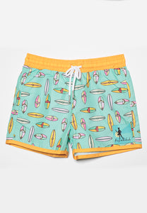 Eloise Girls' Surf Short