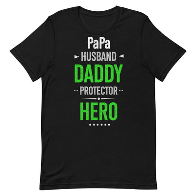 PaPa Husband Daddy Protector Hero