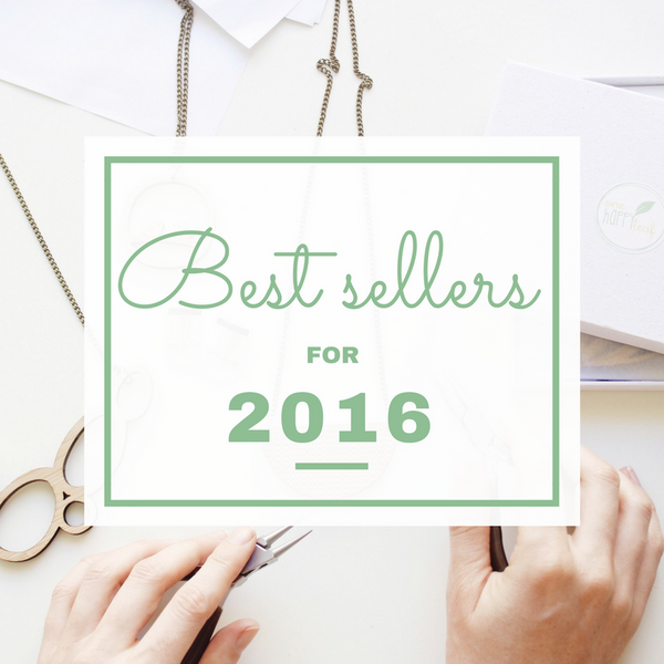 Best Sellers for 2016