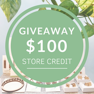 What!? A $100 giveaway!