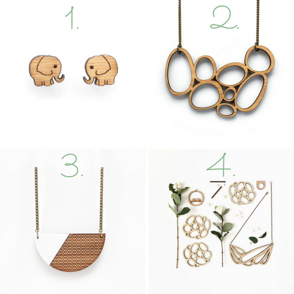 Vote for the next jewellery designs