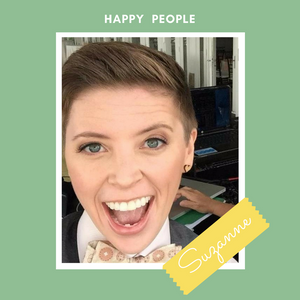 Happy People - Suzanne