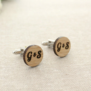 Cufflinks wedding