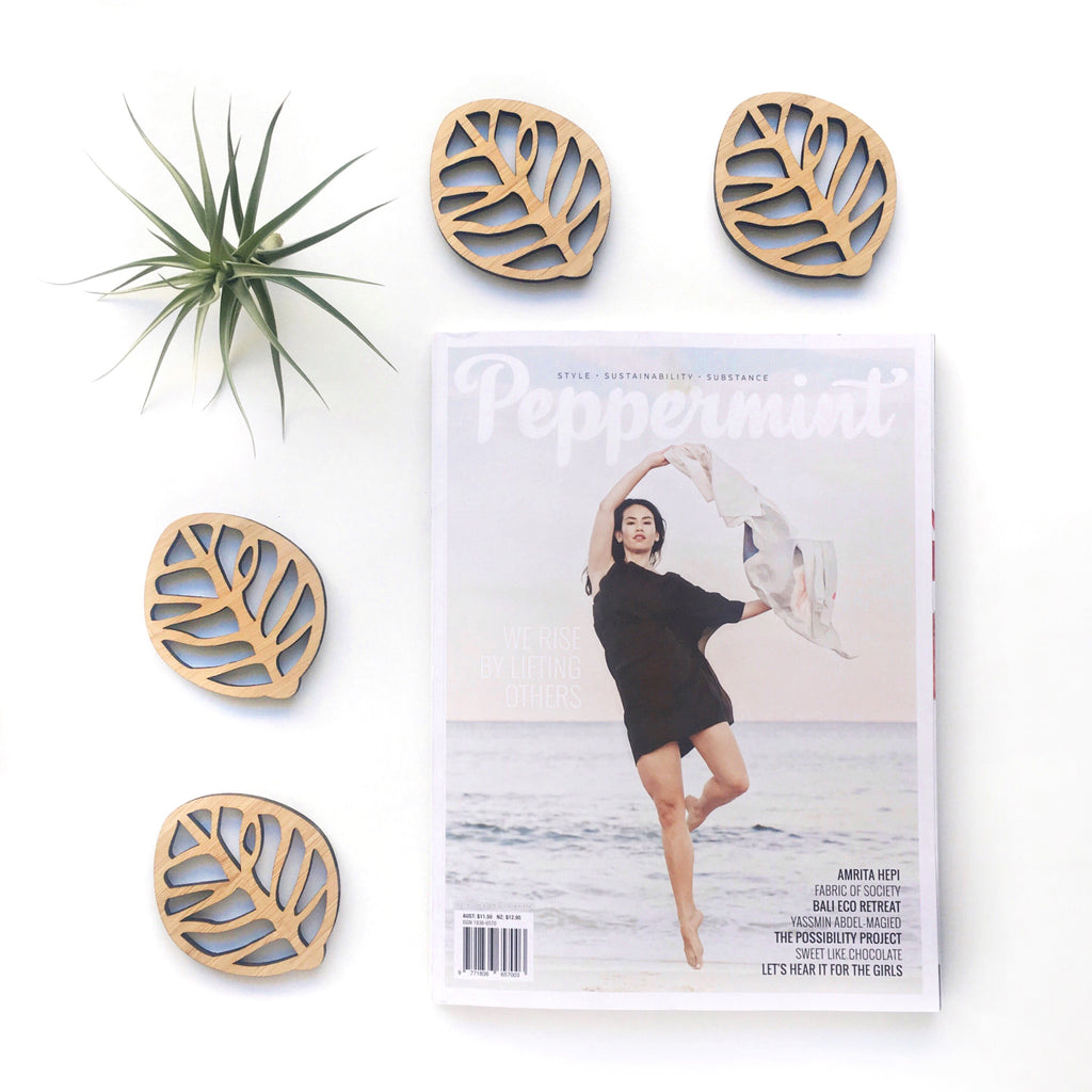 Peppermint Magazine - ethical sustainable and eco magazine