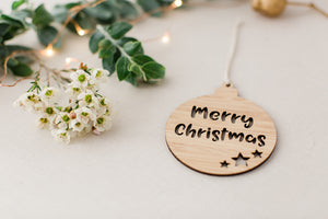 Christmas decoration ornament - Christmas gift for teacher