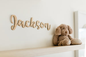 lasercut wooden sign australia