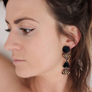 Dangle earrings Australia eco