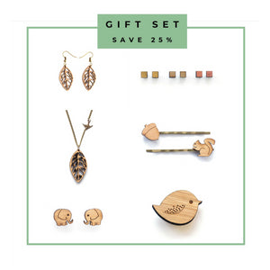 Gift Set / 6 piece jewellery set