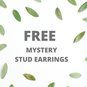 Free mystery earrings