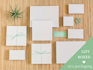 Sustinable eco jewellery packaging