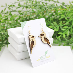 Native australian bird jewellery, sustainable jewellery australia