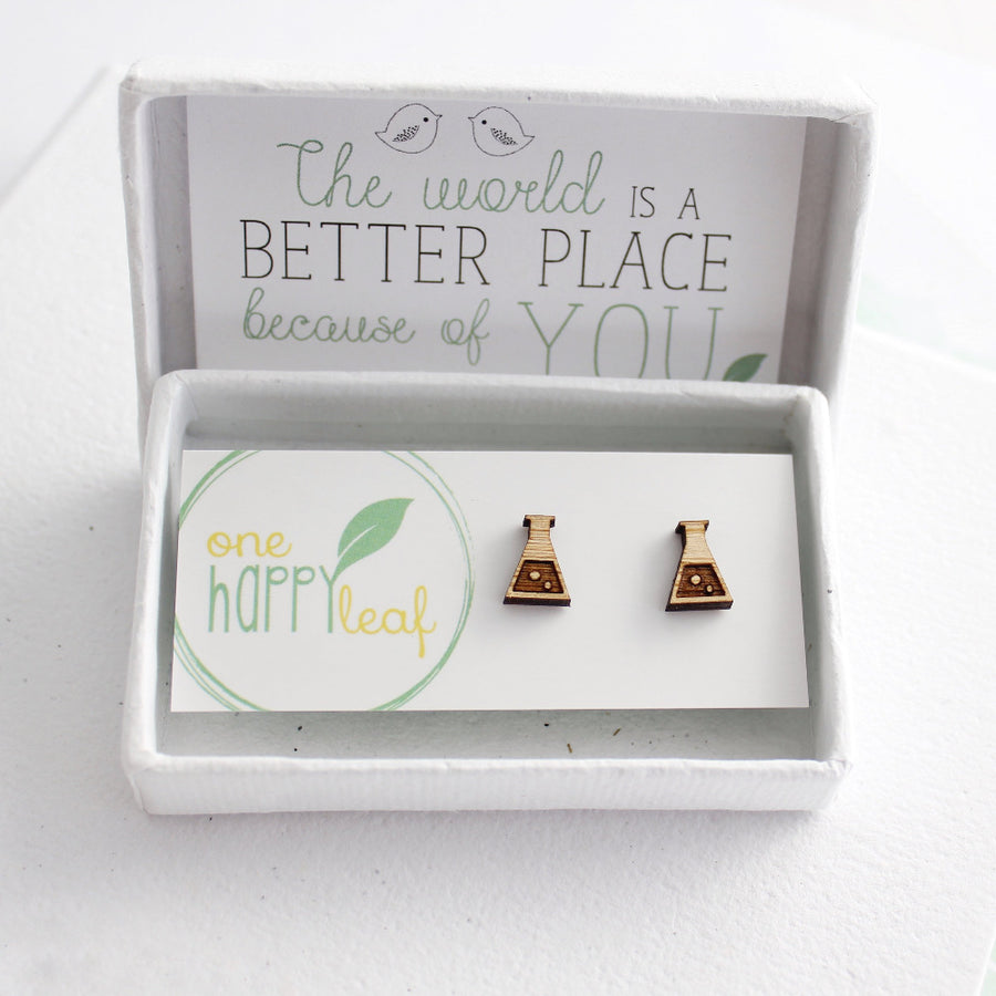 gift for scientist, science jewellery