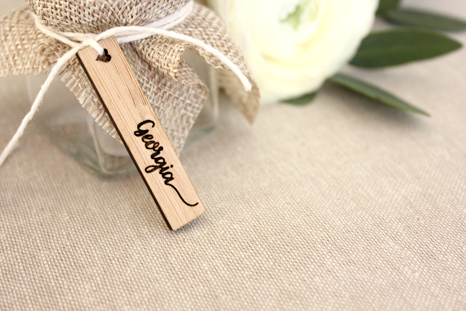 Gift and name tags - One Happy Leaf