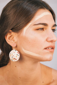 Egó Earrings - Ilekeco Pattern