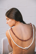 Load image into Gallery viewer, Ngozika Necklace - Bordeaux