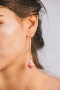 Ijē Earrings - Pink