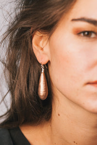 Úgō Earrings - Golden