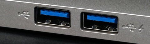 usb type a port