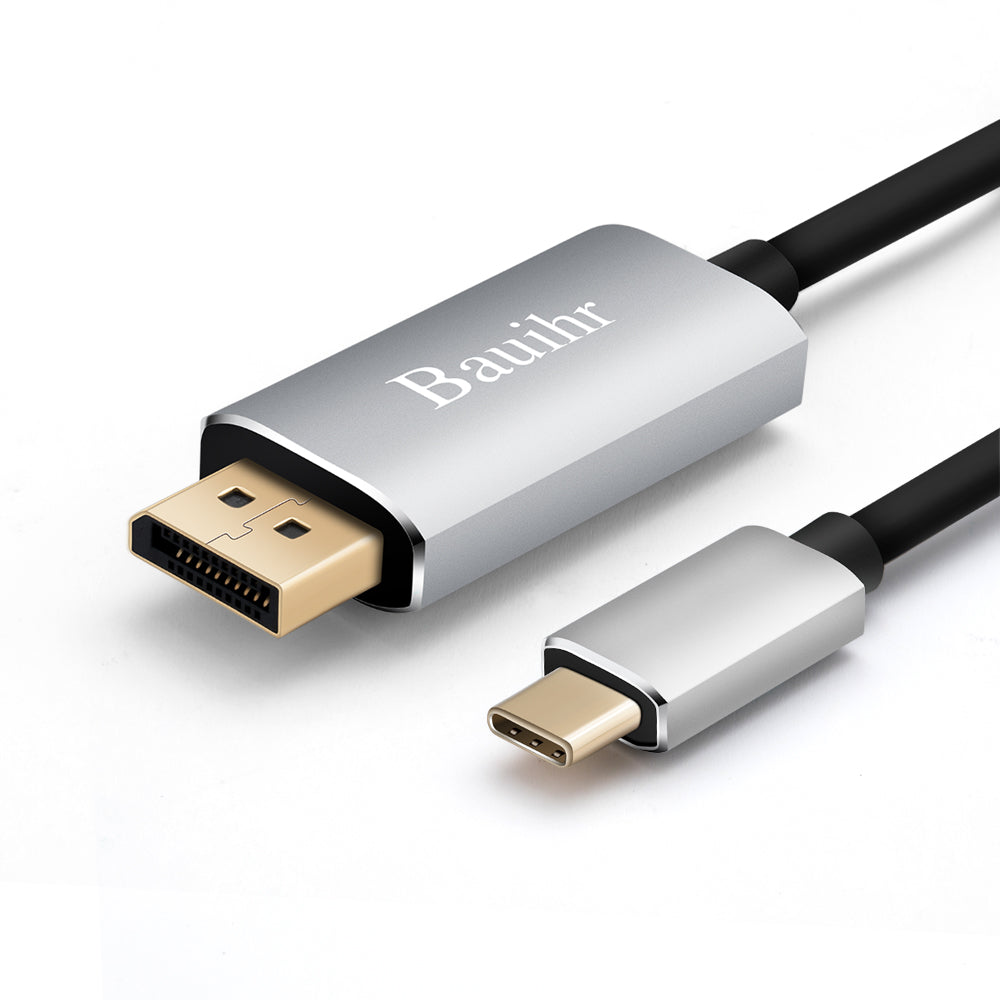 USB C to DisplayPort Cable 4K@60Hz (C6)