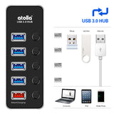 4-Port USB 3.0 Data Hub (D2)